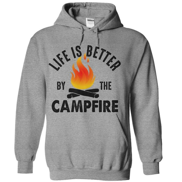 Life Is Better By The Campfire http://camplovers.com/ #CampingTricks
