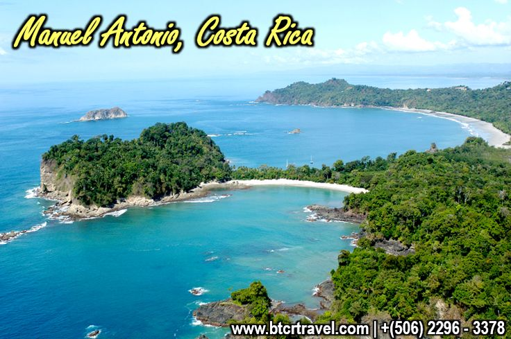 Manuel Antonio's National Park encompasses rugged rainforest, white-sand beaches and coral reefs. It's renowned for its vast diversity of tropical plants and wildlife. #visitcostarica #btcrtravel #breathtakingcostarica #costaricavacations