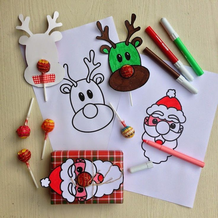 A Sunday morning with: Christmas favors: Chupa Chups natalizi
