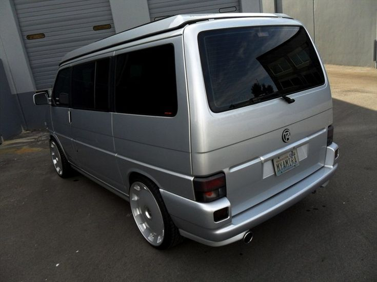 n00b with a VW T4 - picture heavy - StanceWorks