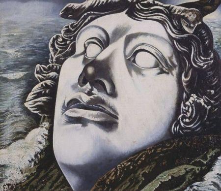 Medusa kiest zee - Charley Toorop (1891 - 1955)