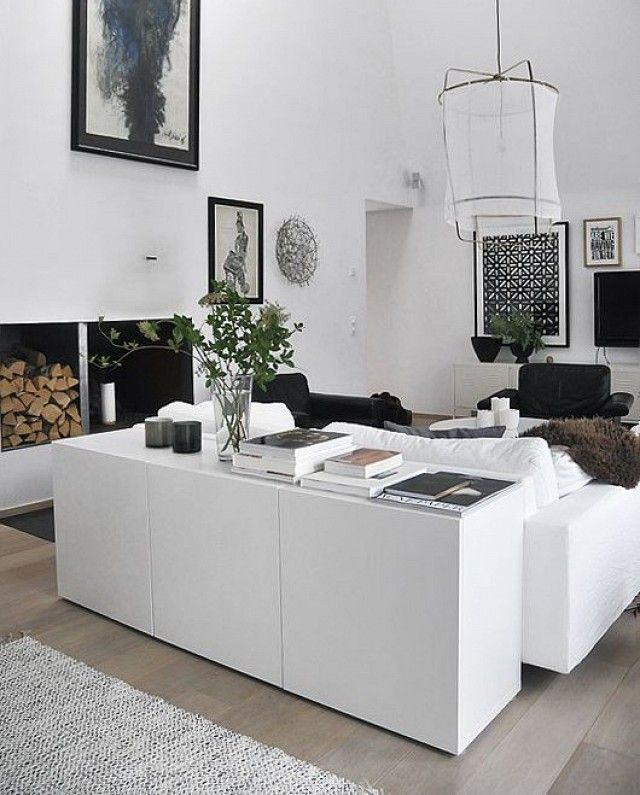 Broken Plan Living The Design Trend Revolutionising Open Plan: 11 Best Ikea Fjallbo Images On Pinterest