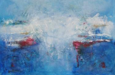 "Saatchi Art Artist Doris Duschelbauer; Painting, ""Energía"" #art"