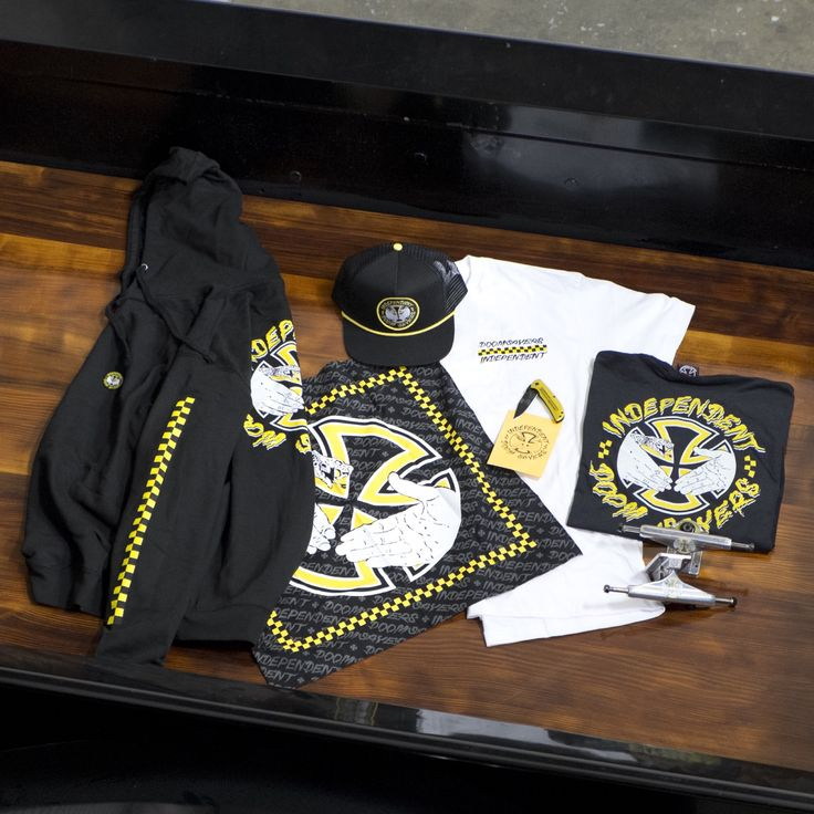 Omar Salazar Independent x Doomsayers Chapter Collection