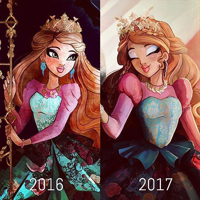 A comparison between the movies cinderella and ever after