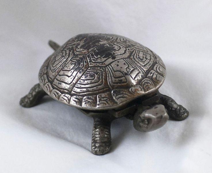 Antique Hotel Desk Bell Cast Iron Turtle Tortoise – c 1900 - 32 Best Hotel Front Desk Bells Images On Pinterest Front Desk