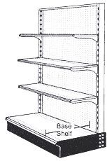 Gondola Shelving Displays Shelves and Retail Solutions