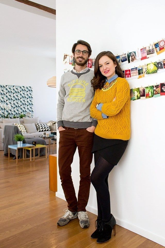 Jessica & Thibault - Inside Closet