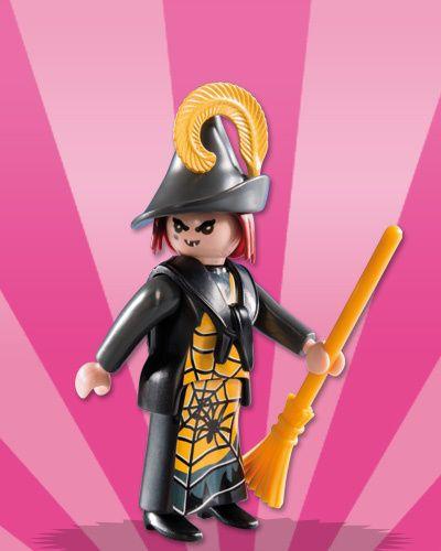Sorcière - personnage 5597 Playmobil Figures : Série 8 4€