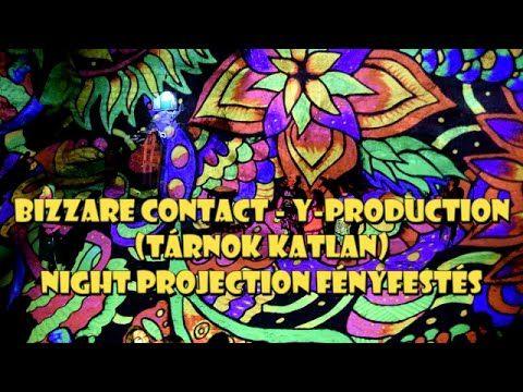 Bizzare Contact /Tárnok Katlan/ - Y-Production - Night Projection fényfestés  További információ: https://www.facebook.com/events/1295336773815649/  #BizzareContact #TárnokKatlan #Yproduction #NightProjection #fényfestés #raypainting #visuals