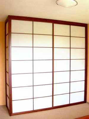 17 best images about tatami shoji on pinterest sliding doors bamboo tree and dojo. Black Bedroom Furniture Sets. Home Design Ideas
