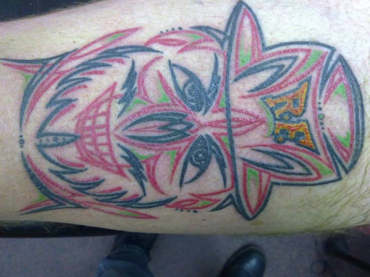 By Ben bone shaker body art