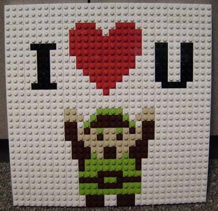 lego cross stitch patterns   cooler than the cars i used to make all the time with my legos