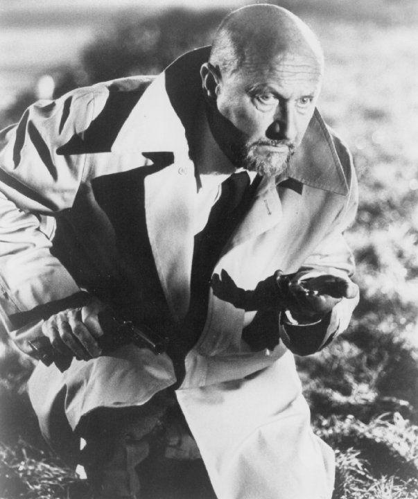 Donald Pleasence in Halloween II (1981)