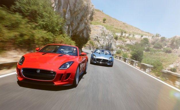 #Jaguar Prices 2014 #F-type: Supercharged V-6 Model Starts at $69,895