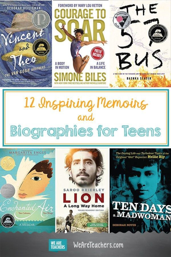 Will nonfiction for teens