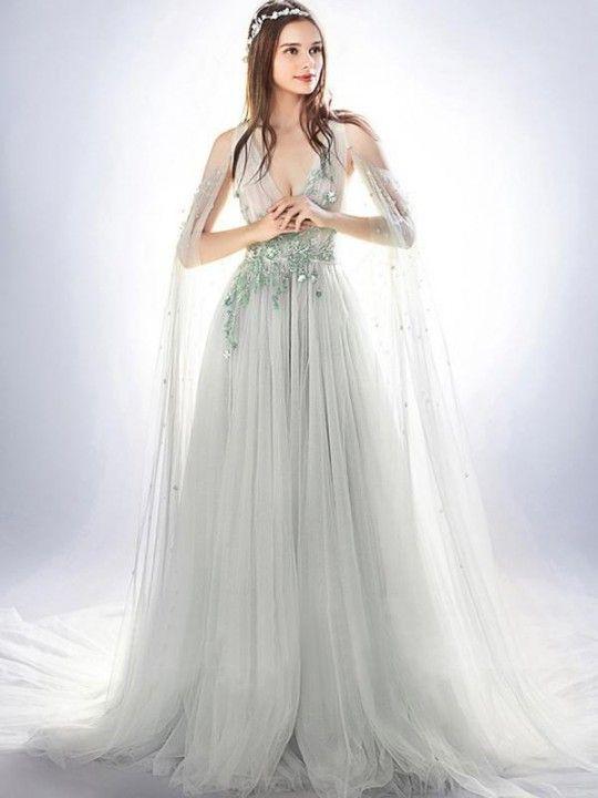 V-Ausschnitt Abendkleid, Abendkleid 2019, Abendkleid für billige, bescheidene Abendkleid AMY0 …   – WANTED NEEDED GOT TO HAVE IT!