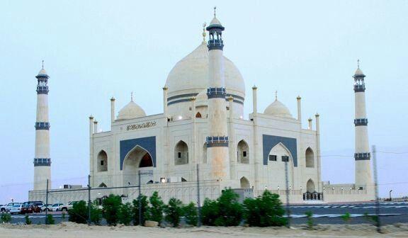 Siddiqa Fatima Zahra Mosque, Kuwait