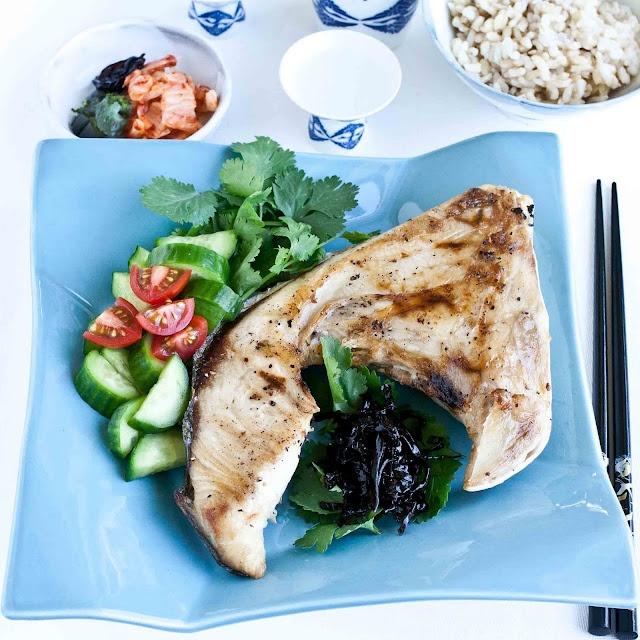 FOODjimoto: Grilled Hamachi Kama   Appetizers   Pinterest