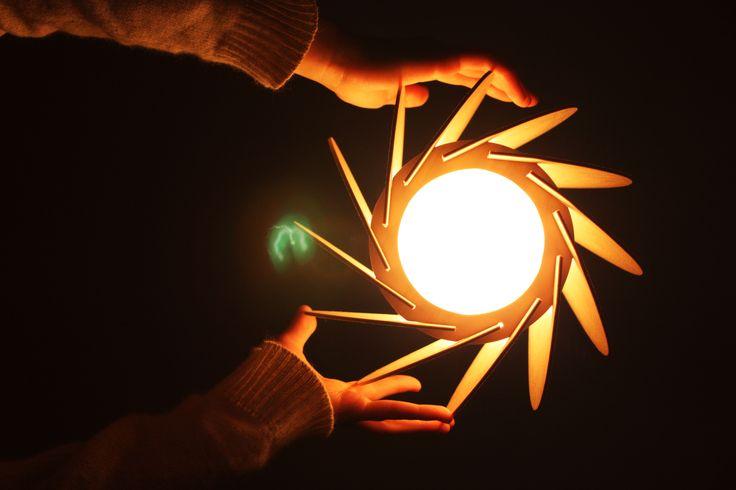 lampa PAPOULA