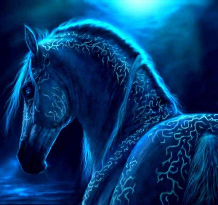 Wallpaper - Pegasus on the way to Mount Olympus - Alter GM