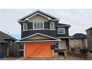 Main Photo: 477 Sunset Link: Crossfield House for sale : MLS(r) # C4051304