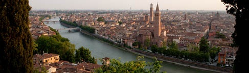 VERONETTA: Veronetta is the area on the right bank of the Adige. Case of art and history, it encloses wonderful treasures of enormous value. Don't miss them, but above all come and discover the origin of its name!