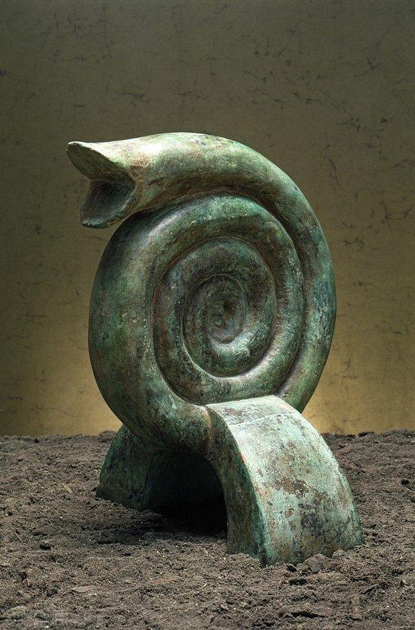 Snail by Jaroslav Róna