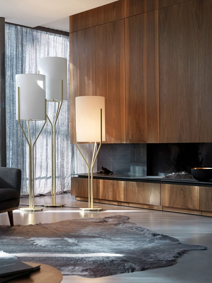 1000 images about lightings on pinterest tree floor With tree floor lamp herve langlais