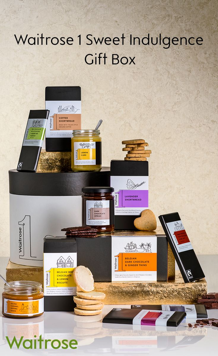 23 best christmas hampers 2017 waitrose images on pinterest indulge with our luxurious waitrose 1 hamper filled with mouth watering sweet treats using solutioingenieria Gallery