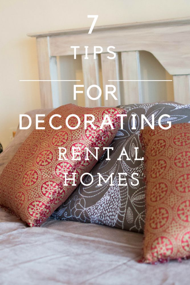 Wonderful 9 Inexpensive Decorating Tips For Renters | Walls, Apartments And Renting