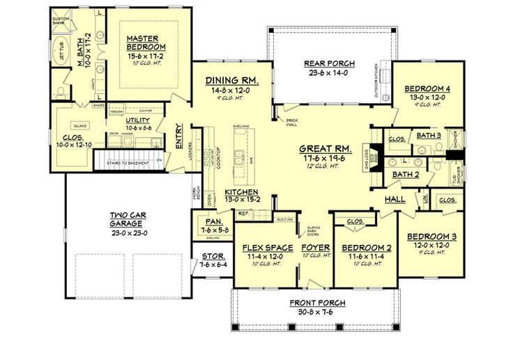 156 Best Floor Plans Images On Pinterest