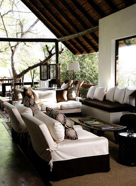 Loved Londolozi Tree Camp in the Sabi Sands, Kruger National Park