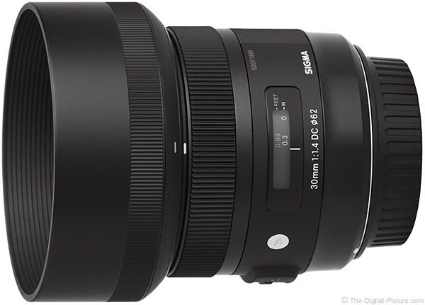Sigma 30mm f/1.4 DC HSM Art Lens. For more images and information on camera gear please visit us at www.The-Digital-Picture.com