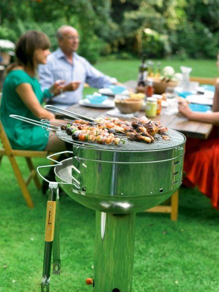 Barbecue Arena Inox Barbecook 144.99€