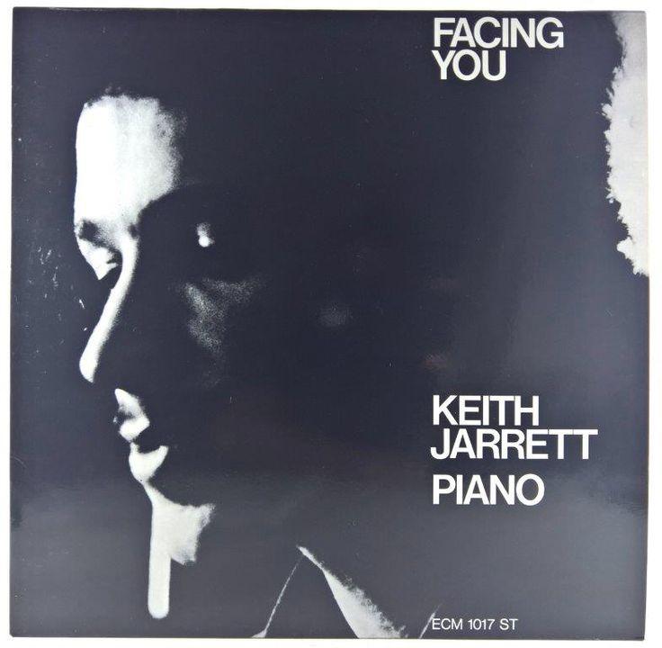Keith Jarrett - Facing You 180g