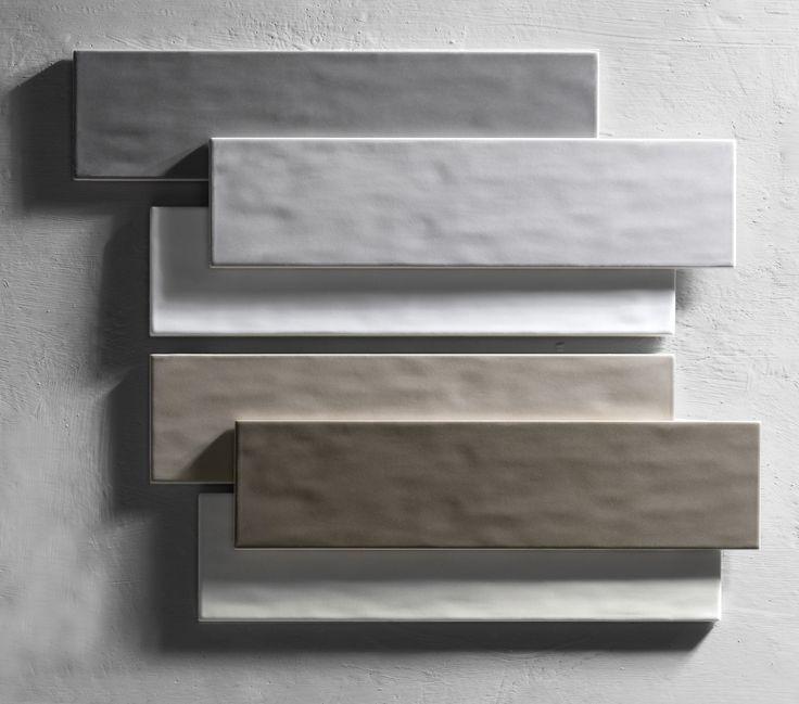 Tonalite Floor40, 7 colori in formato 10x40 per pavimenti e rivestimenti. Cersaie 2016
