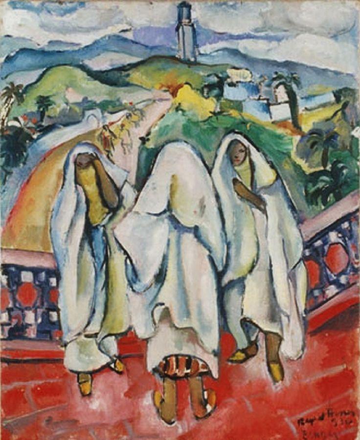 Mujeres de Tanger (1930) Raquel Forner