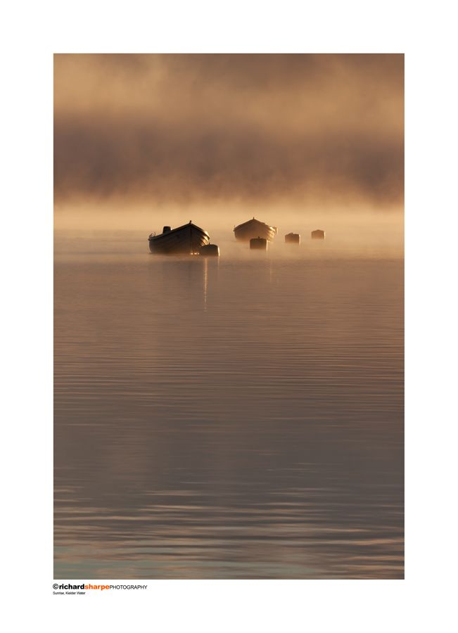 Kielder Water Sunrise