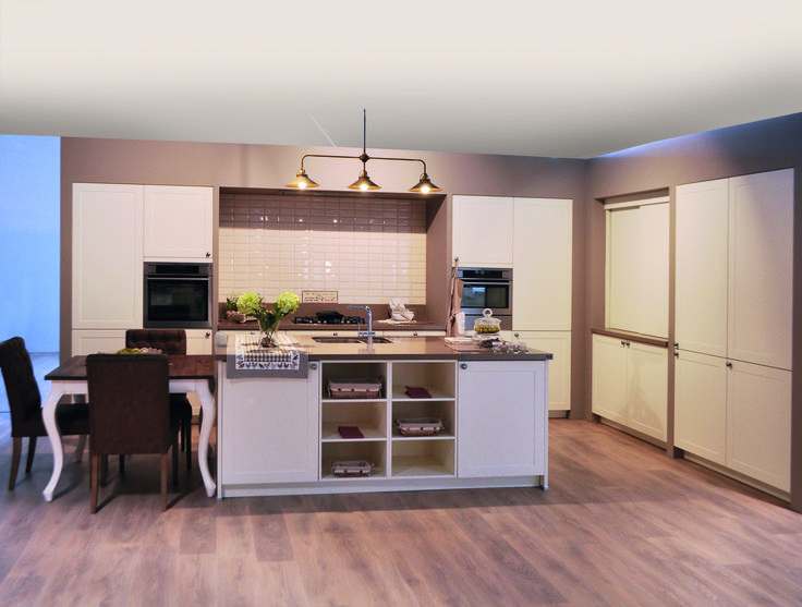 25 beste idee n over donkere kasten op pinterest - Keuken kleur idee ...