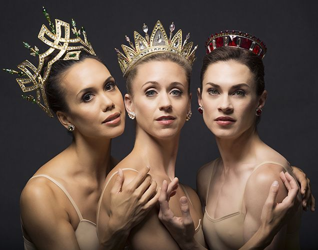 """Seattle's Pacific Northwest Ballet Raises The Curtains To The Sparkle Of """"Jewels"""" - Equality 365 Entertainment News"""