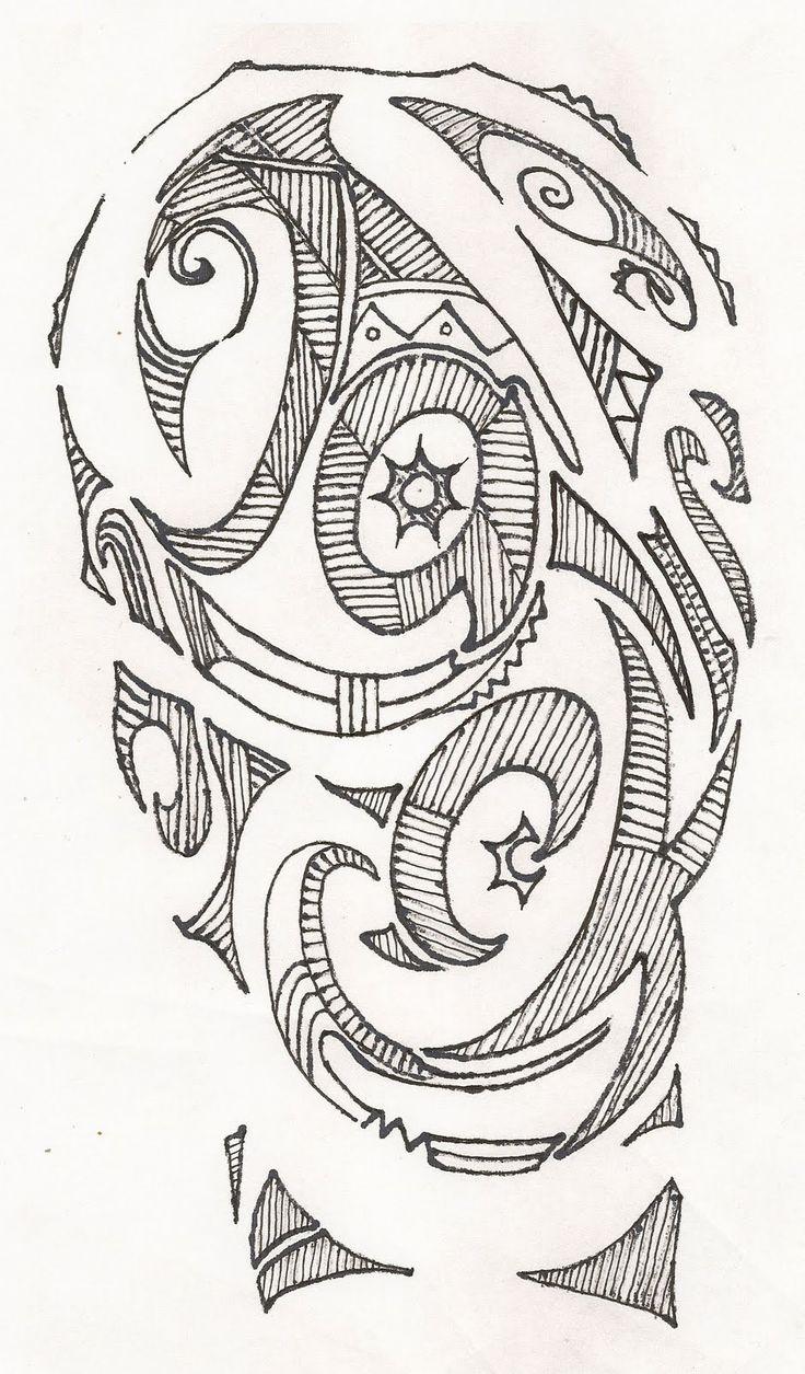 Sleeve Template Tattoo: 35 Best Bicep Tattoo Sleeve Template Images On Pinterest