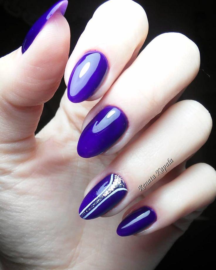 #granatowepaznokcie #granat #nailartwow #nail2inspire #paznokcie #paznokciehybrydowe #manicure #manicurehybrydowy #likeforlike #wzorkinapaznokcie #nails #nail #nailstagram #instagram #instamanicure #instanails #nailsoftheday