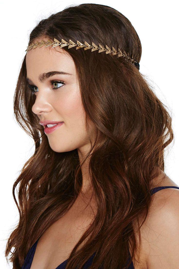 Grecia Headband   Shop Accessories at Nasty Gal