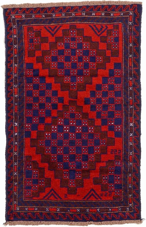 2 39 11 X 4 39 7 Red Balouch Area Rugs Home Goods I Don 39 T