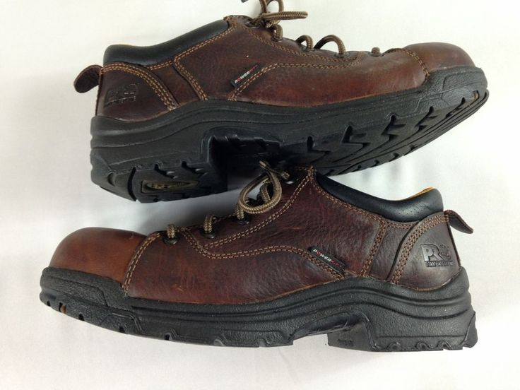 Timberland Safety Shoes Pro Titan Powerfit Womens 9 ASTM Outlast Inserts Brown http://www.ebay.com/itm/-/291979022331?roken=cUgayN&soutkn=57n7V3 #bogo #clothes #newshoes #work #ebay