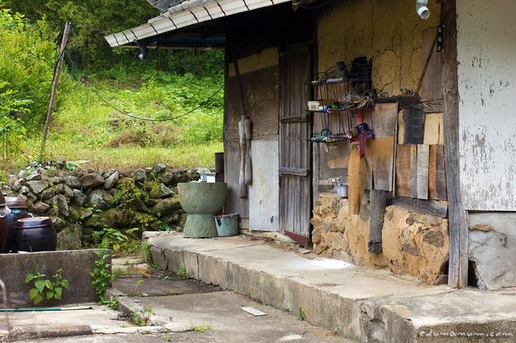 old house, Korea