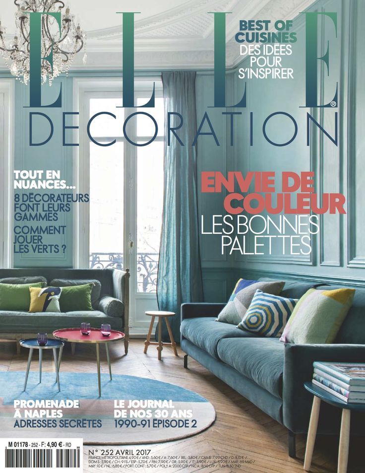 192 best couvertures elle d coration covers images on pinterest baskets colors and home decor Elle home decor pinterest