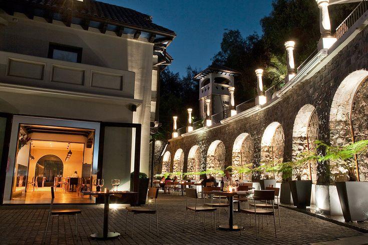 The Aubrey Hotel//Santiago,Chile