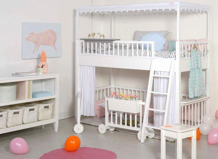 Die besten 25+ umbaubares Babybett Ideen auf Pinterest - babymobel design idee stokke permafrost